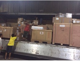Jual Project Air freight Singapore to Jakarta