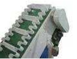 Jual Conveyor Inclined, Tabel Top Chain, Rubber, Wire Mesh