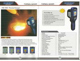 Infared Thermal Imager Dekko