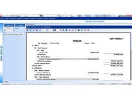 Jual Software - Program Akuntasi Acosys