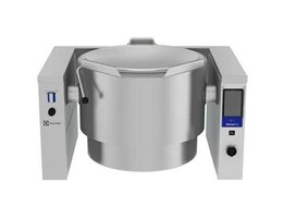 Jual Electric Tilting Boiling Pan 150lt with Stirrer Electrolux