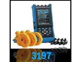 Jual Jual Alat Kelistrikan, Hioki 3197 Power Quality Analyzer