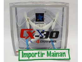 Jual cheerson quadcopter cx-30c with camera