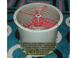 Jual Blower Axial Fan Explosion Proof HELON - HRLM Exhaust