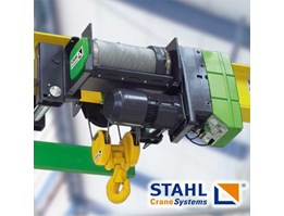 Jual Wire & Chain Hoist STAHL
