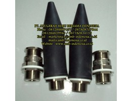 Cable Gland Ex Proof Stainless Steel Brass Nickel Plated