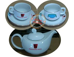 Jual Coffe Set - Cup Saucer