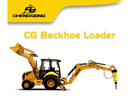 Jual BACKHOE LOADER CHENG GONG HEAVY EQUIPMENTS - 862H/866Htc/866H