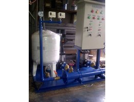 Jual Booster pump VSD Vertical Multi stage