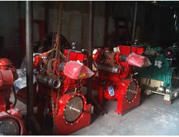 Jual HYDRANT FIRE PUMP ( POMPA HYDRANT )