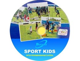 Jual Cd Poa - Sport Kids