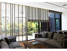 Jual Wooden Blinds Onna