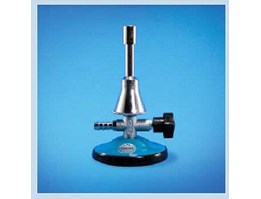 Jual Bunsen Burner, Teklu Type With Screw Tap