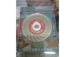 Jual Diamond Cutting Disc Label M Suju