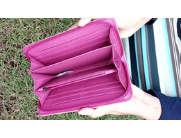Dompet Ray Vynil