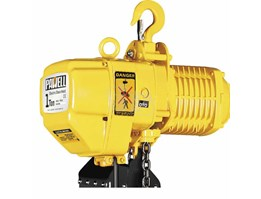 Jual Pawell hoist USA Heavy Duty 1 Ton lifting 6 meter