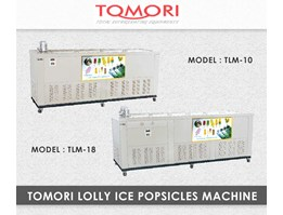 Mesin Pembuat Es Lolly - Tomori Lolly Ice