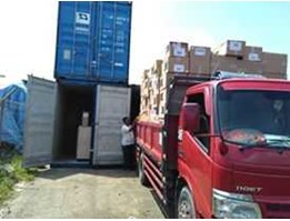Jual LCL (Less Container Load)