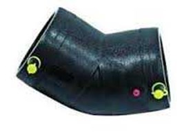 Electrofusion Elbow 45 Fitting HDPE