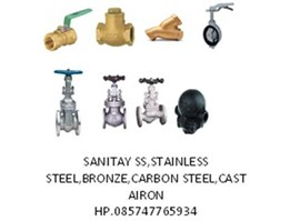 Jual VALVES,BALL VALVE,GATE VALVE,GLOBE VALVE,STEAM TRAP,DLL