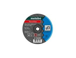 Jual Metabo Novoflex A 24 (Grinding Disc for Steel) - 616465