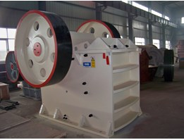 Jaw Crusher Shanbao Type