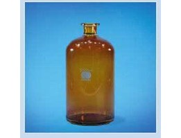Bottle For Automatic Buret With Flat Joint