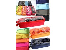 Jual Travel Charger Organizer