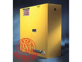 Yellow Safety Cabinet For Flammable Justrite