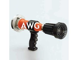 AWG Jet Spray Fire Nozzles