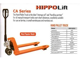 Jual Hand Pallet Truck Hippo 3 Ton