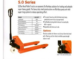 Jual Hand Pallet Truck Hippo 5 Ton