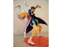 Action Figure One Piece Mr. 2 Bon Clay