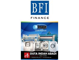 Jual Mesin Laundry - Tunnel System - Image