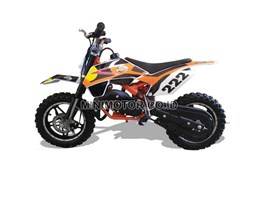 Jual Motor Medium Trail 49cc 2 Tak MT IV