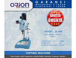 Jual Orion Tapping Machine-ZS-40II