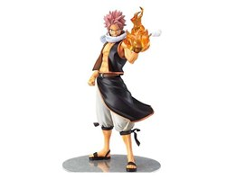 Action Figure Fairy Tail Natsu Dragneel