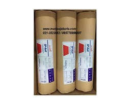 Jual Plastik Laminating Roll Label Merah