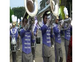 Garment Marching Band/Costum