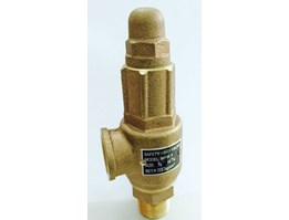 Jual Hisec Safety Relief Valve with Seal 1/2 - 2 Inci