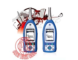 Jual Sound Level Meter NL-52 & NL-42 Rion