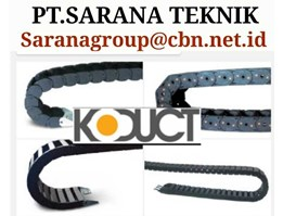 Stainless Steel Cable Koduct Cable Carrier Chain