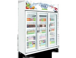 The Cool Inspired Upright Cooler
