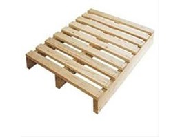 Pallet Kayu, Wooden Pallet ISPM 15 Heat Treatment