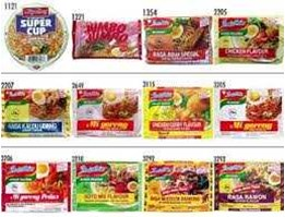 Jual Mie Instant