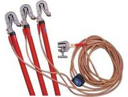 Grounding Stick - Jual Grounding Stick 20kv, Stick Grounding
