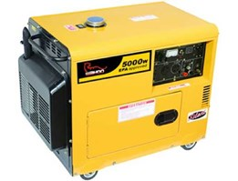 Jual Generator Set Powerline