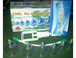Kop Angin DYKL (Pull Out A Vacuum Apparatus)