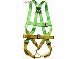 Jual Safety Full Body Harness Adela HD45 Green