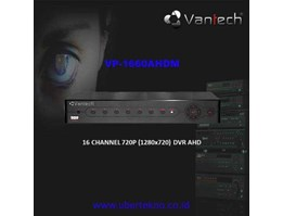 Vantech DVR 16 Channel AHD VP-1660AHDM